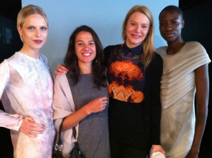 GH Models, Georgia Hardinge and me
